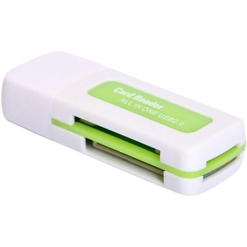 MINI USB MEMORY CARD READER