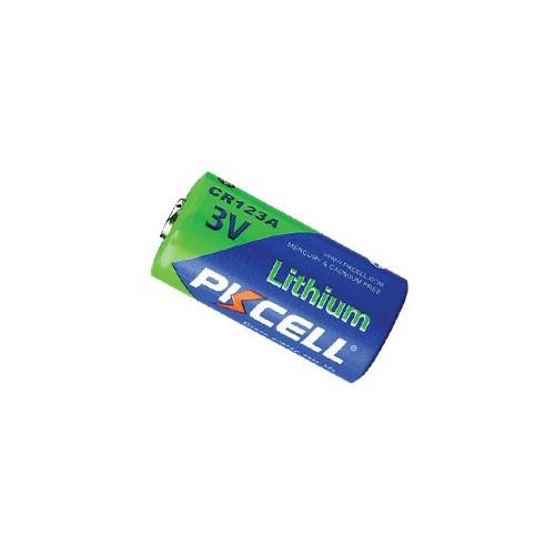 CR123 Lithium 3.0V 1400 MA Batteries
