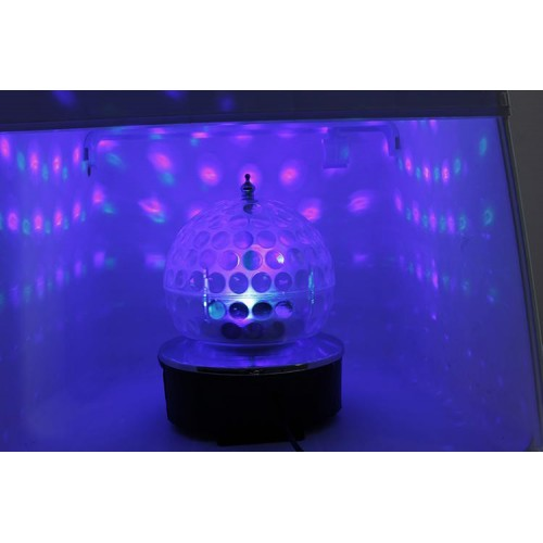 Magic Ball Light with Speaker Function Crystal LED Magic Ball