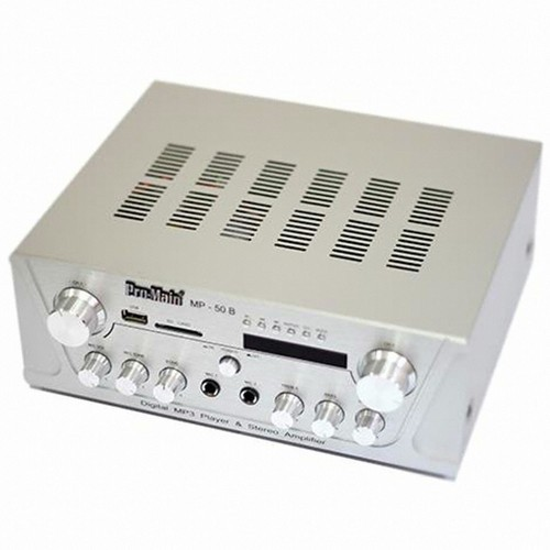 Pro-Main/USB/SD CARD/FM/MP3/160W/4CH/Amplifier