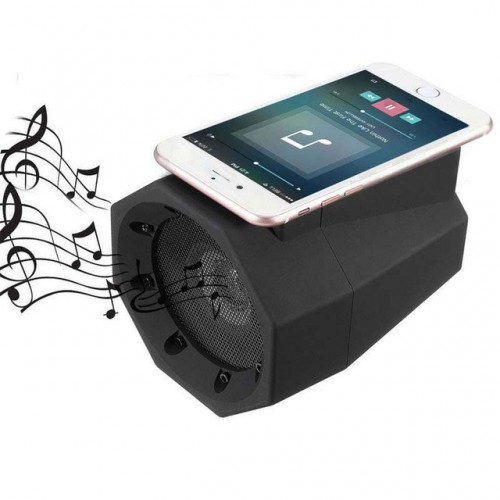 Touch Speaker Wireless Connect Music Player Portable Stereo Loudspeaker