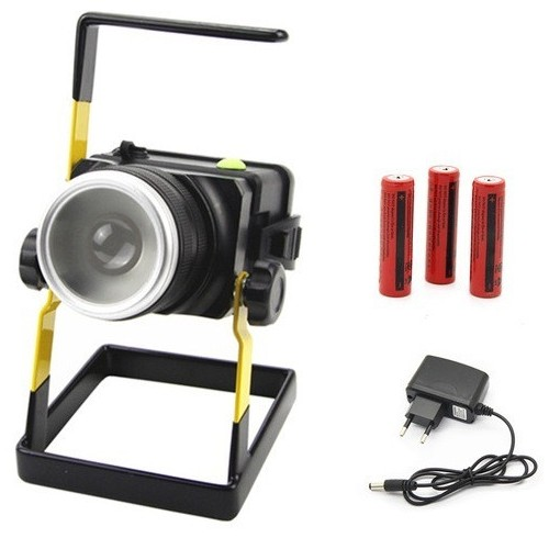 30W Rechargeable LED Flood Light ΦΑΚΟΙ