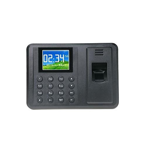 Biometric Employee Checking-in Access Fingerprint