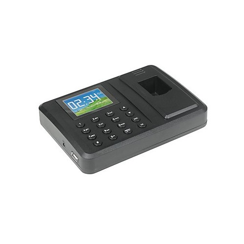 Intelligent security products A5 fingerprint time clock