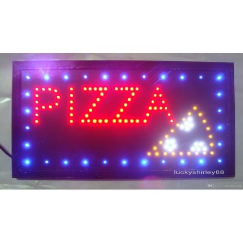 ΦΩΤΕΙΝΗ ΠΙΝΑΚΙΔΑ ΜΕ LED PIZZA