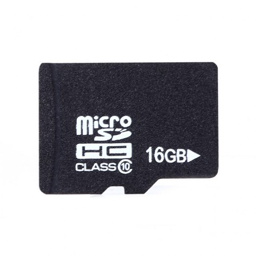 Kingston microSDHC 16GB Class 4 & SD Adapter SDC4/16GB