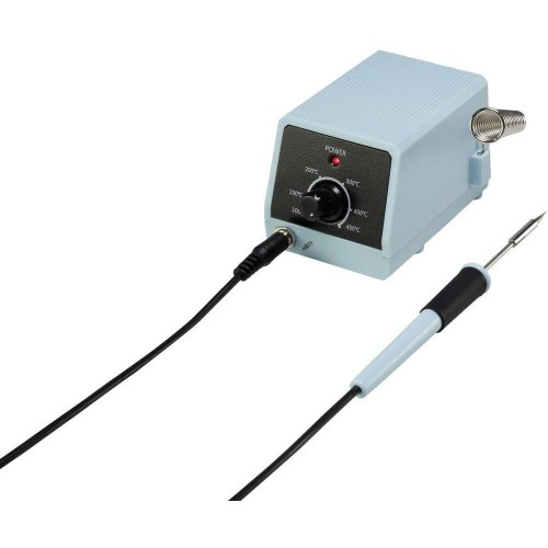 Soldering station analogue 10 W Basetech ZD-928 100 up to 450 °C