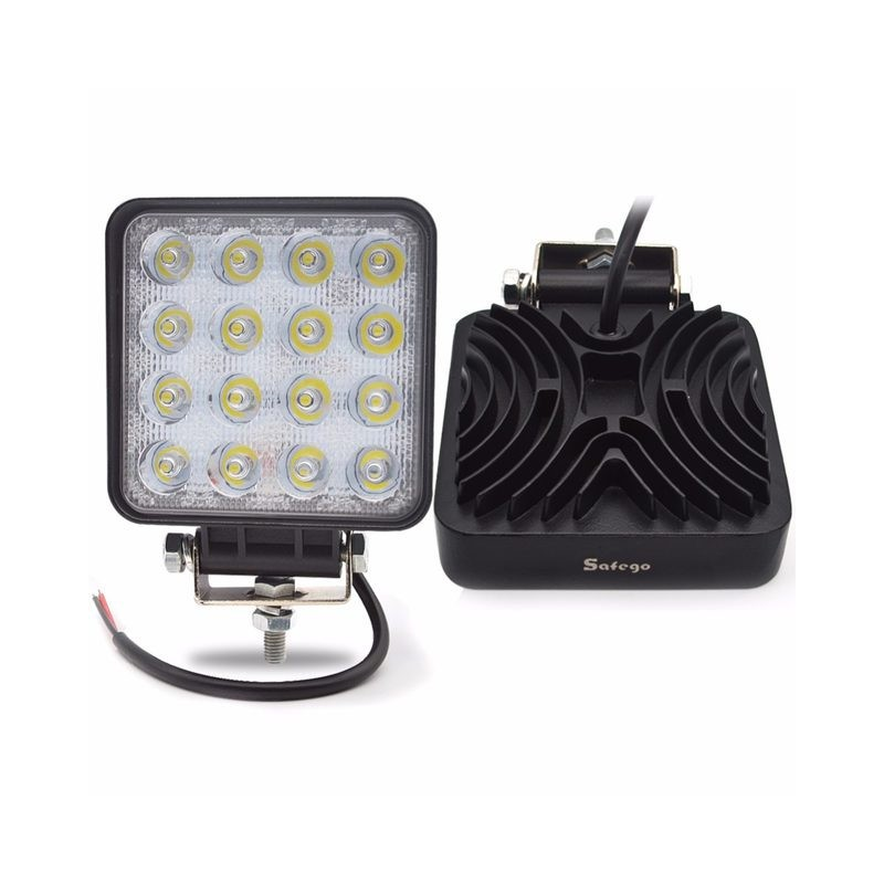 48W LED WORK LIGHT HEADLIGHT