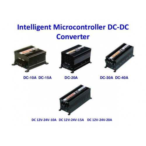 INTELLIGENT DC-DC 10A STEP UP
