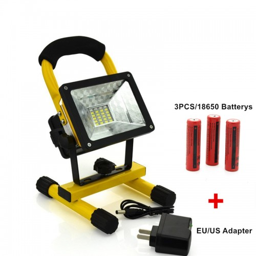 Led Rechargeable Flood Light 15W