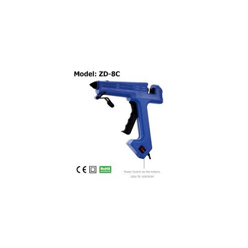 Long trigger hot melt glue gun of Ningbo ZD 100W SPECIAL