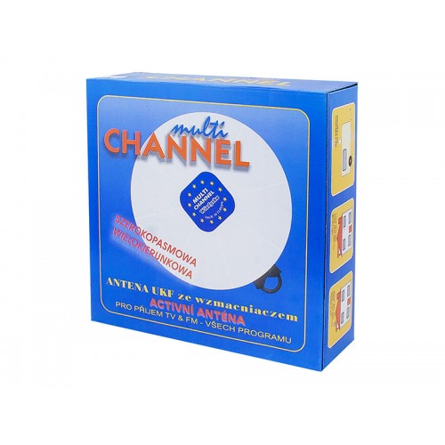 Multi-Antenna 24cm Chanel 360°