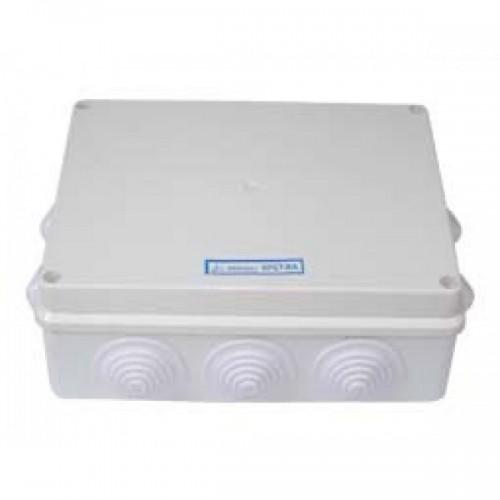 PLASTIC ENCLOSURE SCREW-MOUNT 255Χ200Χ80 HC-BA25520080