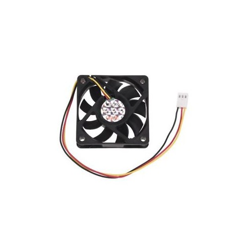 DC 12V 3Pin 60X60*15mm PC CPU Case Cooling Fan Big Airflow