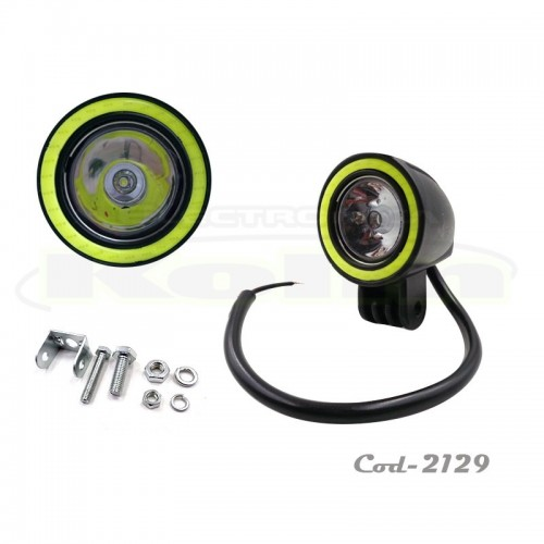 COD.2129 1 LED HEADLIGHT