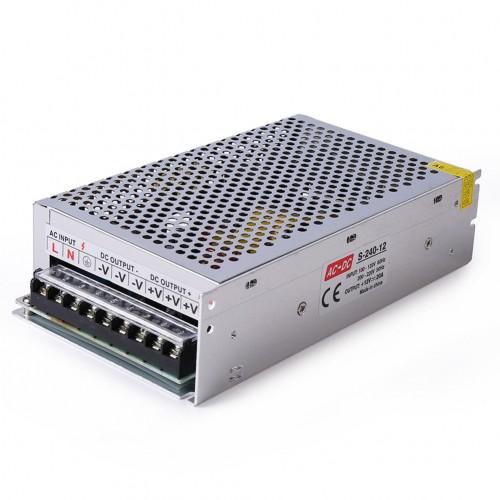 Power supply 12 Volt DC - 240 Watt - 20 Amper