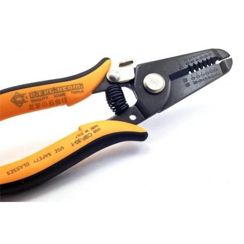 Hakko. CHP CSP-30-1 Wire Stripper, 30-20 Gauge Maximum Cutting Capacity
