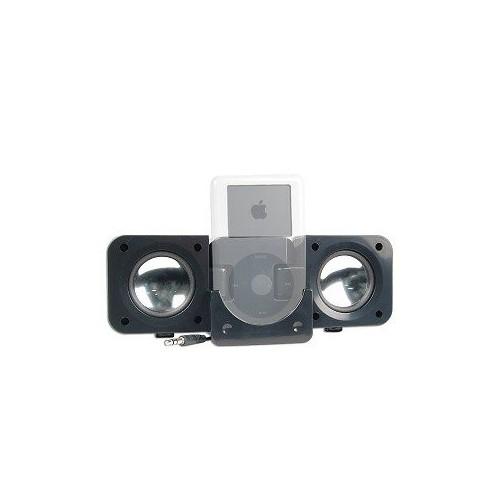 ΗΧΕΙΑ ΓΙΑ iPOD - MP3 ΜΠΑΤΑΡΙΑΣ ΚΑΙ USB ΜΑΥΡΑ