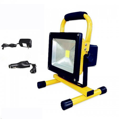 RECHARGEABLE FLOODLIGHT 50w ΦΑΚΟΙ