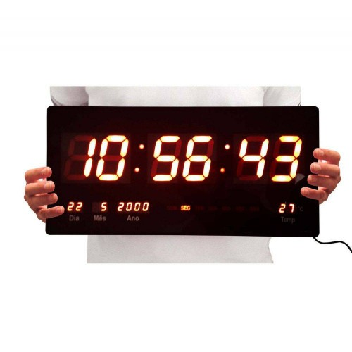 LED Digital Clock JH-4622A