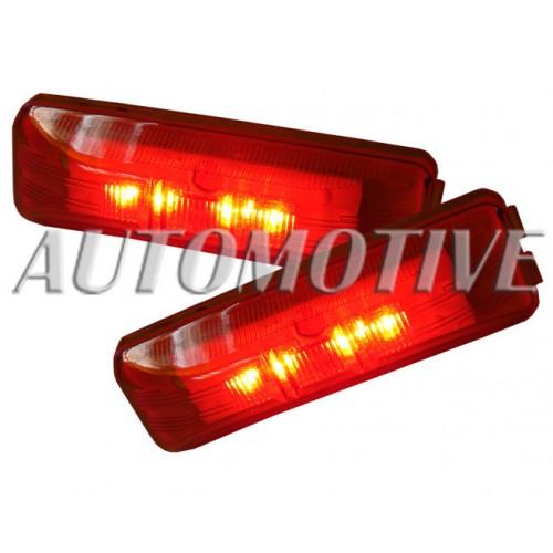 LED TRUCK LIGHT RED
