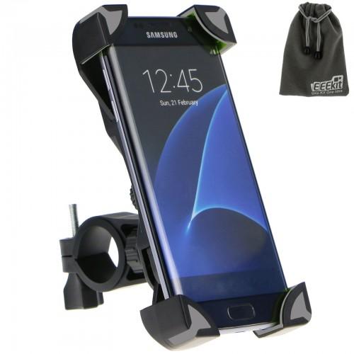 Universal Bike Handlebar Phone Mount Motorcycle MTB Mountain Bicycle GPS Holder