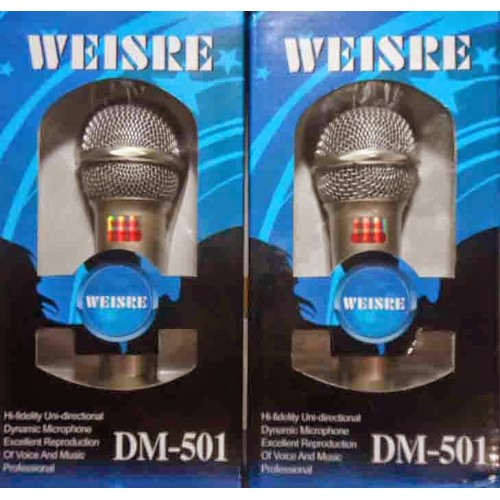 Weisre Wired Microphone