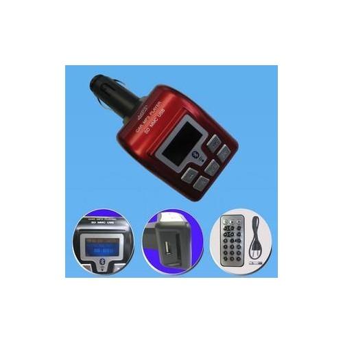 Car fm Transmitter 8 in 1