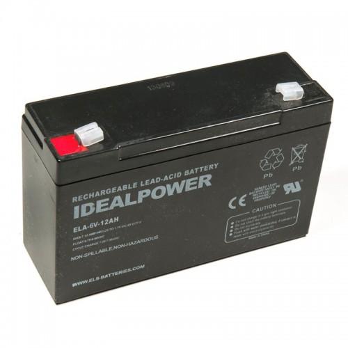 Батерия Акумулатор 6V 12Ah