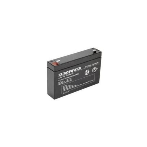 Батерия Акумулатор 6V 7.2Ah