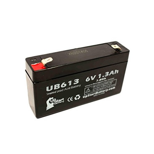 6V 1.2AH F1/T1 SEALED LEAD ACID BATTERY FOR DJW6-1.2 6V1.3AH 6V1.4AH 6V1.2AH LP6