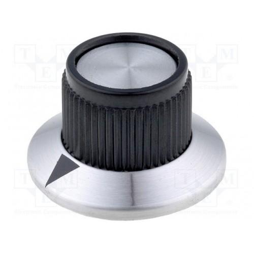 ΚΟΥΜΠΙ ΠΛΑΣΤΙΚΟ - ALU 6.4mm/15.2mm ΜΕ ΔΕΙΚΤΗ