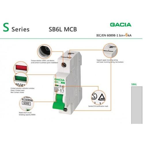 SB6L-1C20 GAC