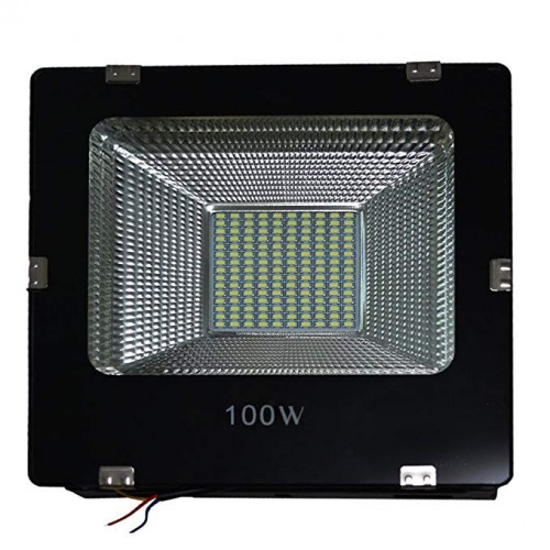 100-Watt Ultra Thin LED Flood Light SMD Bulb