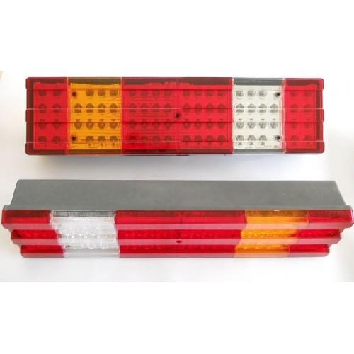 MERCEDES BENZ ACTROS &AXOR LED REAR LAMP TRUCK
