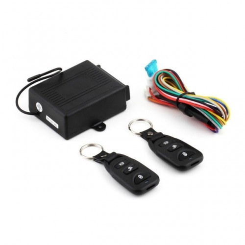 Universal Car Remote Central Kit Keyless Entry System with Remote Controllers