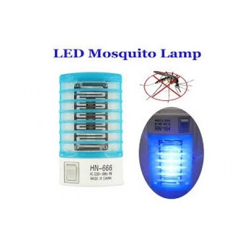 Electronic Mini LED Mosquito Repeller Mosquito Killer Lamp EU