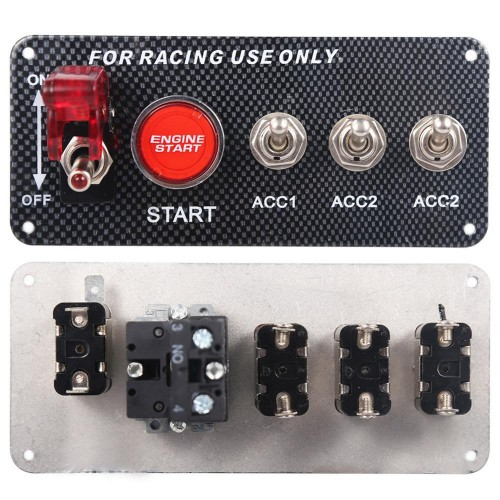 RACING START SWITCH 3 CONNECTOR CAR