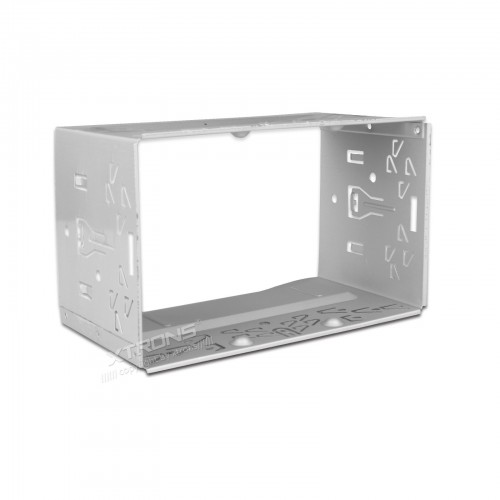 Universal Double Din Stereo Fitting Cage Kit