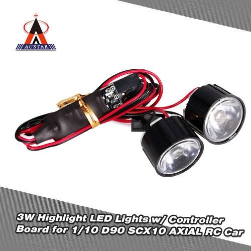 High Power LED Eagle Eye Bulbs For Parking Light, Fog Lights, Xenon White