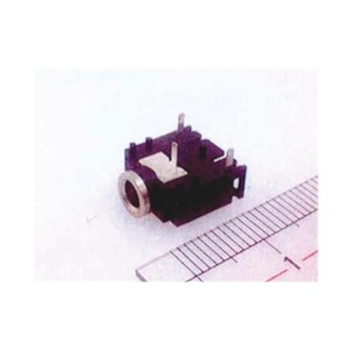 ΘΗΛΥΚΟ ΚΑΡΦΙ 3,5mm STEREO (TRS) ΠΛΑΚΕΤΑΣ