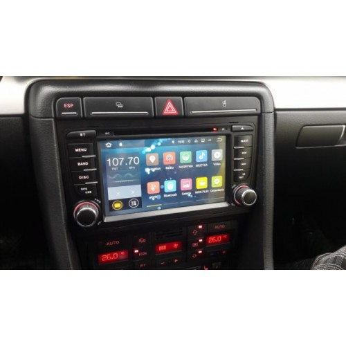 AUDI A4 - ANDROID GPS ΑΥΤΟΚΙΝΗΤΟΥ 2DIN MULTIMEDIA