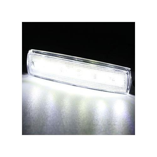 Truck Bus Trailer Side Marker Indicator Light Warning Lamp