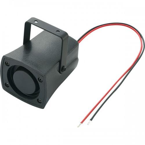 Пиезо сирена, KPS-G4510, 12 VDC, 100 dB, 1.5-3.5 kHz