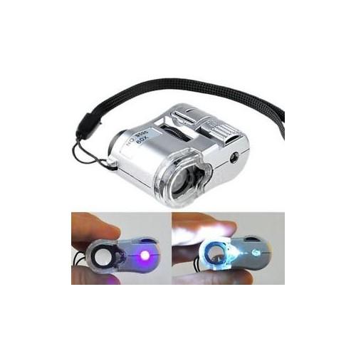 60x LED UV Microscope
