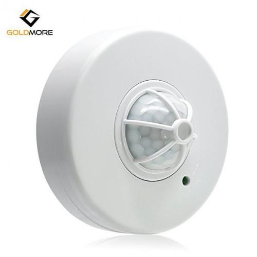 Small Passive Infrared Motion Sensor 360 Degree Pir Motion Sensor With Light Sensor