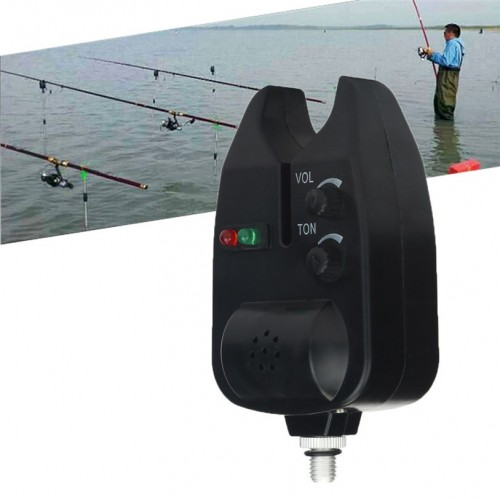 High Sensitivity Led Fish Bite Electronic Alarm Bell for Fishing Throwing Rod Sports & Outdoors