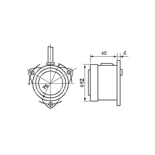 ABF-75-230 BUZZERS