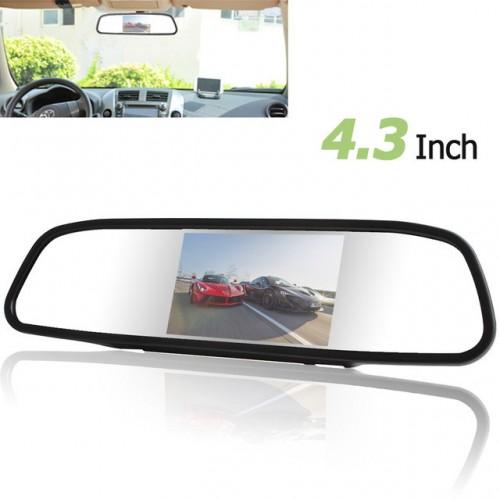 Монитор за огледала за обратно виждане на автомобил