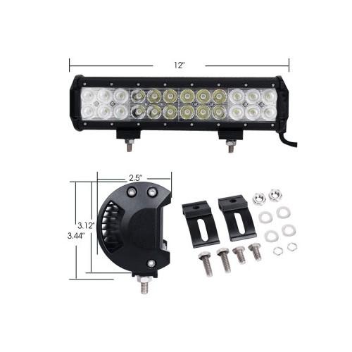 LED LIGHT BAR 72W new